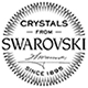 crystal from swarovski partner tecnico Kostner